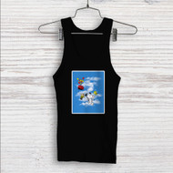 Snoopy The Peanuts Up Custom Men Woman Tank Top T Shirt Shirt