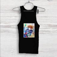 Sora Kingdom Hearts Custom Men Woman Tank Top T Shirt Shirt