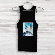 Super Saiyan Blue Vegeta Dragon Ball Super Custom Men Woman Tank Top T Shirt Shirt