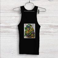 Teenage Mutant Ninja Turtles Custom Men Woman Tank Top T Shirt Shirt
