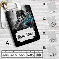 League of Legends Yasuo Custom Leather Luggage Tag