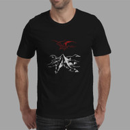 The Lonely Mountain The Hobbit Custom Men Woman T Shirt