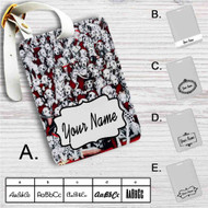 Disney 101 Dalmatians Custom Leather Luggage Tag