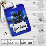 Yasuo League of Legends Custom Leather Luggage Tag