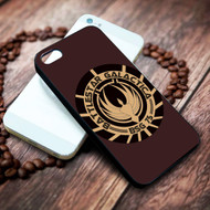 battlestar galactica on your case iphone 4 4s 5 5s 5c 6 6plus 7 case / cases