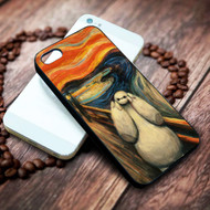 baymax paint 5 on your case iphone 4 4s 5 5s 5c 6 6plus 7 case / cases
