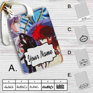 Yu Yu Hakusho Custom Leather Luggage Tag