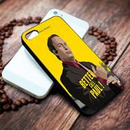 Better Call paul, De Breaking, Breaking Bad on your case iphone 4 4s 5 5s 5c 6 6plus 7 case / cases
