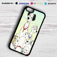 101 Dalmatians Disney on your case iphone 4 4s 5 5s 5c 6 6plus 7 Samsung Galaxy s3 s4 s5 s6 s7 HTC Case