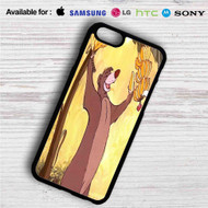 Baloo Disney The Jungle Book on your case iphone 4 4s 5 5s 5c 6 6plus 7 Samsung Galaxy s3 s4 s5 s6 s7 HTC Case