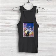 Shinji Ikari Evangelion Custom Men Woman Tank Top T Shirt Shirt