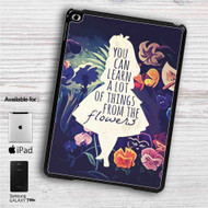 "Alice in Wonderland Quotes iPad 2 3 4 iPad Mini 1 2 3 4 iPad Air 1 2 | Samsung Galaxy Tab 10.1"" Tab 2 7"" Tab 3 7"" Tab 3 8"" Tab 4 7"" Case"