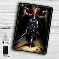 "Artorias of the Abyss and Black Dragon Kalameet iPad 2 3 4 iPad Mini 1 2 3 4 iPad Air 1 2   Samsung Galaxy Tab 10.1"" Tab 2 7"" Tab 3 7"" Tab 3 8"" Tab 4 7"" Case"