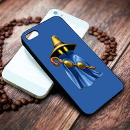 black mage final fantasy on your case iphone 4 4s 5 5s 5c 6 6plus 7 case / cases