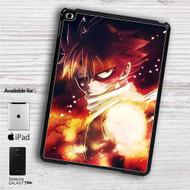 "Natsu Dragneel Fire Fairy Tail iPad 2 3 4 iPad Mini 1 2 3 4 iPad Air 1 2 | Samsung Galaxy Tab 10.1"" Tab 2 7"" Tab 3 7"" Tab 3 8"" Tab 4 7"" Case"
