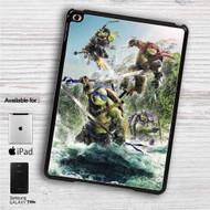"Teenage Mutant Ninja Turtles Fight iPad 2 3 4 iPad Mini 1 2 3 4 iPad Air 1 2 | Samsung Galaxy Tab 10.1"" Tab 2 7"" Tab 3 7"" Tab 3 8"" Tab 4 7"" Case"