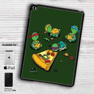 "Teenage Mutant Ninja Turtles Pizza Time iPad 2 3 4 iPad Mini 1 2 3 4 iPad Air 1 2   Samsung Galaxy Tab 10.1"" Tab 2 7"" Tab 3 7"" Tab 3 8"" Tab 4 7"" Case"