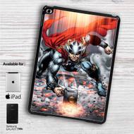 "Thor Mjolnir Comic iPad 2 3 4 iPad Mini 1 2 3 4 iPad Air 1 2 | Samsung Galaxy Tab 10.1"" Tab 2 7"" Tab 3 7"" Tab 3 8"" Tab 4 7"" Case"