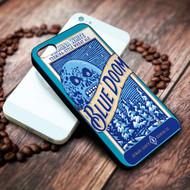 Blue Doom on your case iphone 4 4s 5 5s 5c 6 6plus 7 case / cases