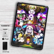 """Undertale All Characters iPad 2 3 4 iPad Mini 1 2 3 4 iPad Air 1 2   Samsung Galaxy Tab 10.1"""" Tab 2 7"""" Tab 3 7"""" Tab 3 8"""" Tab 4 7"""" Case"""