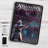 "Assassin's Creed Identity iPad 2 3 4 iPad Mini 1 2 3 4 iPad Air 1 2 | Samsung Galaxy Tab 10.1"" Tab 2 7"" Tab 3 7"" Tab 3 8"" Tab 4 7"" Case"