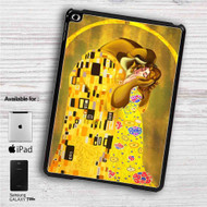 "Disney Beauty And The Beast Gustav Klimt iPad 2 3 4 iPad Mini 1 2 3 4 iPad Air 1 2 | Samsung Galaxy Tab 10.1"" Tab 2 7"" Tab 3 7"" Tab 3 8"" Tab 4 7"" Case"
