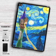 "Disney Tanged Starry Night iPad 2 3 4 iPad Mini 1 2 3 4 iPad Air 1 2 | Samsung Galaxy Tab 10.1"" Tab 2 7"" Tab 3 7"" Tab 3 8"" Tab 4 7"" Case"