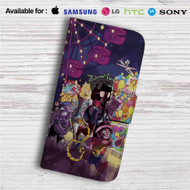 Steven Universe and Friends Custom Leather Wallet iPhone 4/4S 5S/C 6/6S Plus 7| Samsung Galaxy S4 S5 S6 S7 Note 3 4 5| LG G2 G3 G4| Motorola Moto X X2 Nexus 6| Sony Z3 Z4 Mini| HTC ONE X M7 M8 M9 Case