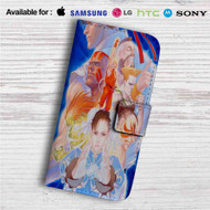 Street Fighter II Turbo Hyper Fighting Custom Leather Wallet iPhone 4/4S 5S/C 6/6S Plus 7| Samsung Galaxy S4 S5 S6 S7 Note 3 4 5| LG G2 G3 G4| Motorola Moto X X2 Nexus 6| Sony Z3 Z4 Mini| HTC ONE X M7 M8 M9 Case