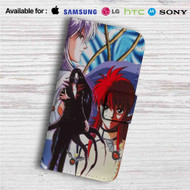 Yu Yu Hakusho Custom Leather Wallet iPhone 4/4S 5S/C 6/6S Plus 7| Samsung Galaxy S4 S5 S6 S7 Note 3 4 5| LG G2 G3 G4| Motorola Moto X X2 Nexus 6| Sony Z3 Z4 Mini| HTC ONE X M7 M8 M9 Case