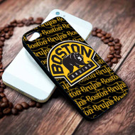 Boston Bruins  4 on your case iphone 4 4s 5 5s 5c 6 6plus 7 case / cases