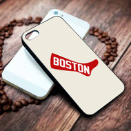 boston red sox  3 on your case iphone 4 4s 5 5s 5c 6 6plus 7 case / cases