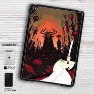 """Samurai Jack iPad 2 3 4 iPad Mini 1 2 3 4 iPad Air 1 2   Samsung Galaxy Tab 10.1"""" Tab 2 7"""" Tab 3 7"""" Tab 3 8"""" Tab 4 7"""" Case"""