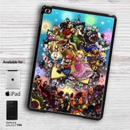 "Super Mario Legend of Seven Stars iPad 2 3 4 iPad Mini 1 2 3 4 iPad Air 1 2 | Samsung Galaxy Tab 10.1"" Tab 2 7"" Tab 3 7"" Tab 3 8"" Tab 4 7"" Case"