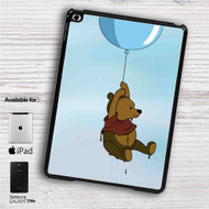 "Winnie The Pooh Flying With Balloon iPad 2 3 4 iPad Mini 1 2 3 4 iPad Air 1 2 | Samsung Galaxy Tab 10.1"" Tab 2 7"" Tab 3 7"" Tab 3 8"" Tab 4 7"" Case"