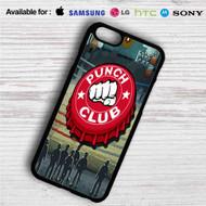 Punch Club iPhone 4/4S 5 S/C/SE 6/6S Plus 7  Samsung Galaxy S4 S5 S6 S7 NOTE 3 4 5  LG G2 G3 G4  MOTOROLA MOTO X X2 NEXUS 6  SONY Z3 Z4 MINI  HTC ONE X M7 M8 M9 M8 MINI CASE
