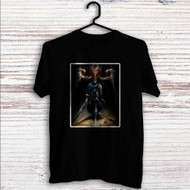 Artorias of the Abyss and Black Dragon Kalameet Custom T Shirt Tank Top Men and Woman