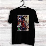 Dragon Ball Z Fighter Custom T Shirt Tank Top Men and Woman
