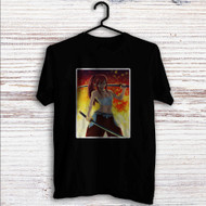 Fairy Tail Erza Scarlet Custom T Shirt Tank Top Men and Woman