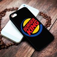 Burger King on your case iphone 4 4s 5 5s 5c 6 6plus 7 case / cases