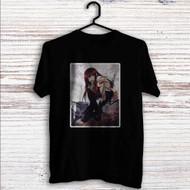 Kurisu Makise Steins Gate Custom T Shirt Tank Top Men and Woman