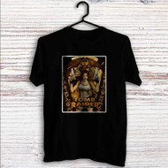 Lara Croft Tomb Raider Custom T Shirt Tank Top Men and Woman