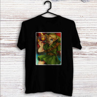 Link The Legend of Zelda Majoras Mask Custom T Shirt Tank Top Men and Woman