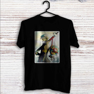 One Piece Trafalgar D Water Law Custom T Shirt Tank Top Men and Woman