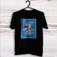 Snoopy The Peanuts Up Custom T Shirt Tank Top Men and Woman