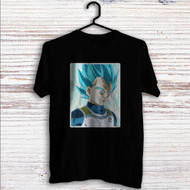 Super Saiyan Blue Vegeta Dragon Ball Super Custom T Shirt Tank Top Men and Woman