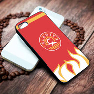 Calgary Flames  4 on your case iphone 4 4s 5 5s 5c 6 6plus 7 case / cases