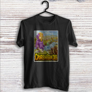 Crashlands Game Custom T Shirt Tank Top Men and Woman