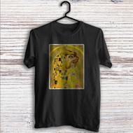 Disney Beauty And The Beast Gustav Klimt Custom T Shirt Tank Top Men and Woman
