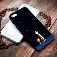 Calvin And Hobbes on your case iphone 4 4s 5 5s 5c 6 6plus 7 case / cases